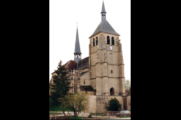 Eglise Saint Laurent de Soulaines Dhuys CPIE